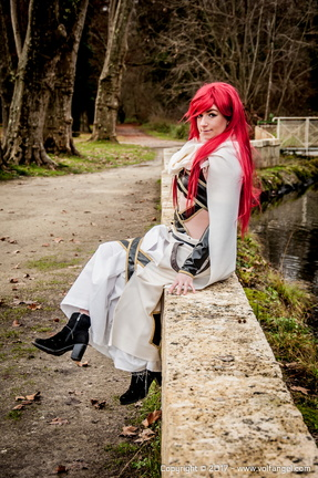 Ackua Scarlett - Fairy tail